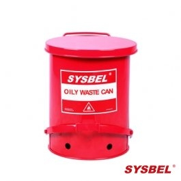 Waste Can|Oily Waste Can(10Gal/37.8L)