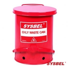 Waste Can|Oily Waste Can(21Gal/79.3L)