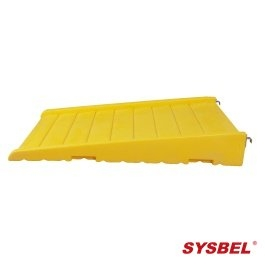 Poly Loading Ramp for Decks