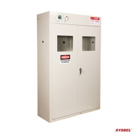 Gas Cylinder Storage Cabinet(3-Cylinder)(With Air Blower)