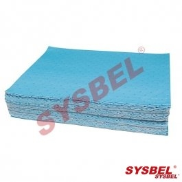 Oil-Only Poly-Back Absorbent Mat